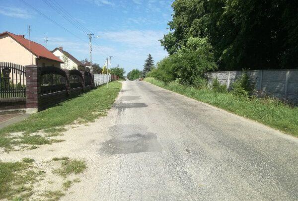 Remont cząstkowy dróg gminnych