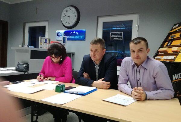 Walne Zebranie Stowarzyszenia NIEZNANOWICE.pl