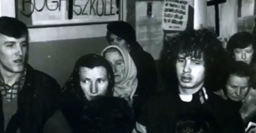 Walka o Krzyże z 1984 we Włoszczowie